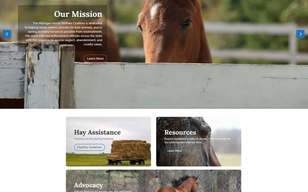 Michigan Horse Welfare Coalition